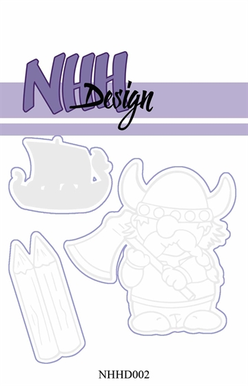 Happymade - NHH Design - Die - NHHD002 - Viking