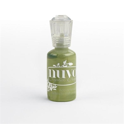 Nuvo Crystal - Bottle Green