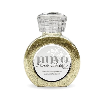 Happymade - Nuvo Pure Sheen Glitter - Champagne - 720N