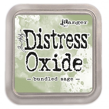 Happymade - Ranger - Tim Holtz - Distress Oxide Ink Pad - Bundled Sage