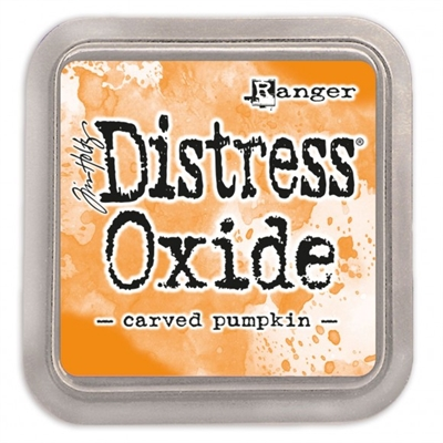 Happymade - Ranger - Tim Holtz - Distress Oxide Ink Pad - Carved Pumpkin