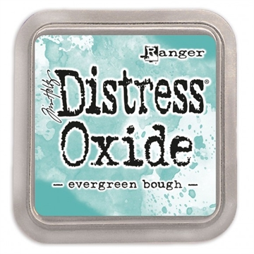 Happymade - Ranger - Tim Holtz - Distress Oxide Ink Pad - Evergreen Bough