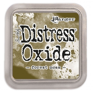 Happymade - Ranger - Tim Holtz - Distress Oxide Ink Pad - Forest Moss