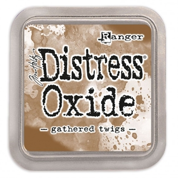 Happymade - Ranger - Tim Holtz - Distress Oxide Ink Pad - Gathered Twigs