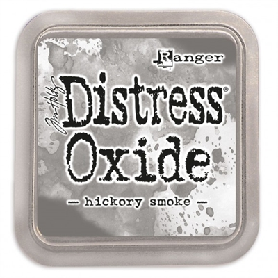 Happymade - Ranger - Tim Holtz - Distress Oxide Ink Pad - Hickory Smoke