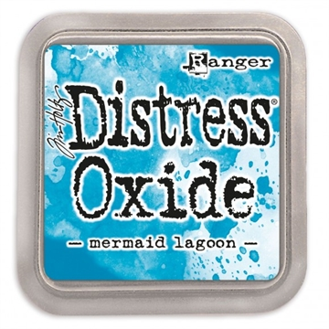 Happymade - Ranger - Tim Holtz - Distress Oxide Ink Pad - Mermaid Lagoon
