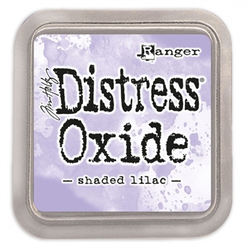 Happymade - Ranger - Tim Holtz - Distress Oxide Ink Pad - Shaded Lilac