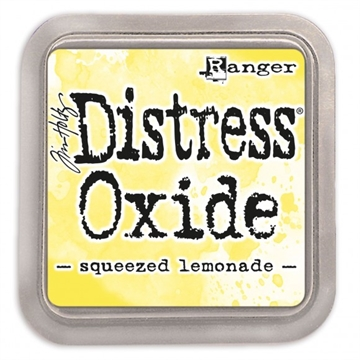 Happymade - Ranger - Tim Holtz - Distress Oxide Ink Pad - Squeezed Lemonade
