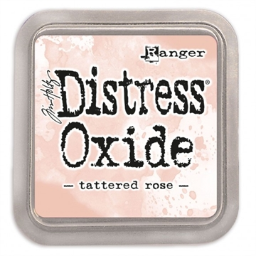 Happymade - Ranger - Tim Holtz - Distress Oxide Ink Pad - Tattered Rose