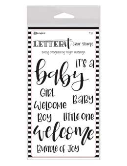 Happymade - Letter it - Baby