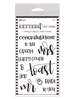 Happymade - Letter it - Wedding