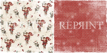 Happymade - RePrint - Nordic Light - Dear Santa - RP0235