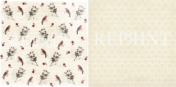 Happymade - RePrint - Nordic Light - Birds - RP0236
