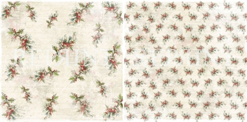 Happymade - RePrint - Nordic Light - Hollyberries - RP0238