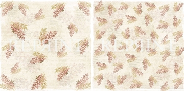 Happymade - RePrint - Nordic Light - Christmas Flowers - RP0240