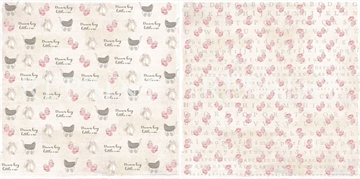 Happymade - RePrint - Little One Pink - RP0229