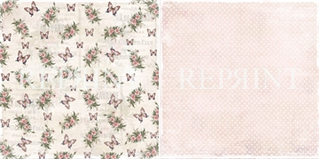 Happymade - RePrint - Flowers Pink - RP0231