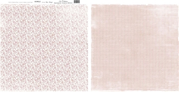 Happymade - RePrint - I Do Coll. - Small Pink Flowers - RP0250