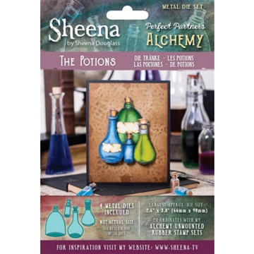 Sheena by Sheena Douglass - Die - The Potions