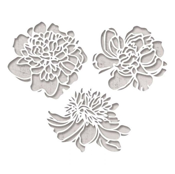 Happymade - Sizzix Thinlits Die - Cutout Blossoms (664161)