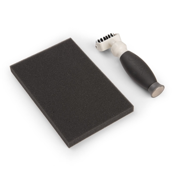 Happymade - Sizzix - Die cleaning brush & foam pad w/magnet - 661672