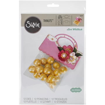 Happymade - Sizzix Thinlits Die - Treat Bag Topper (660291)
