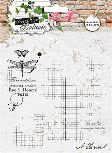 Studio Light Clear Stamp set - STAMPRB224