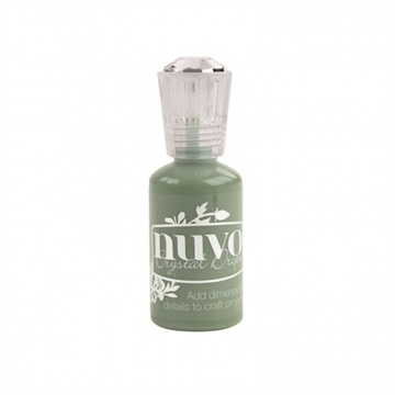 Happymade - Nuvo Crystal Drops - Gloss Olive Branch (30ml.)