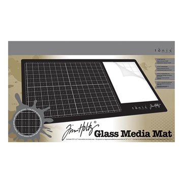 Happymade - Tonic Studios/Tim Holtz - Glass Media Mat (1914EUS)