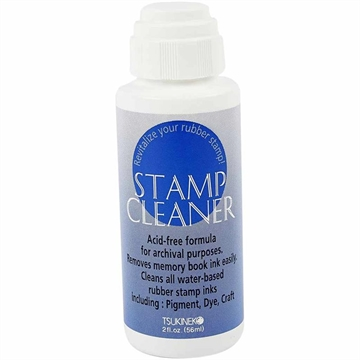 Happymade - Stamp Cleaner - Stempelrens (56ml) - Dabber