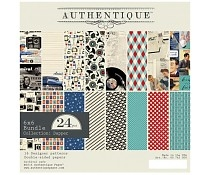 Authentique - Paper Pad - Dapper