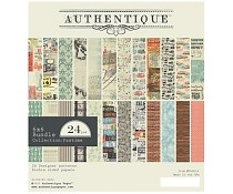 Authentique - Paper Pad - Pastime