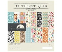 Authentique - Paper Pad - Saucy