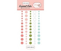 Carta Bella - Enamel dots - Rock-A-Bye Baby