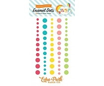 Echo Park - Enamel dots - Summer Party