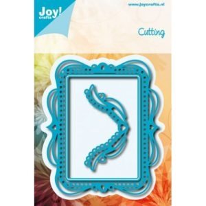 Joy - Kadermat w/rounded corners - die - 6002/0631