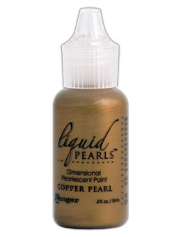 Liquid Pearls - Copper Pearl