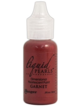 Liquid Pearls - Garnet