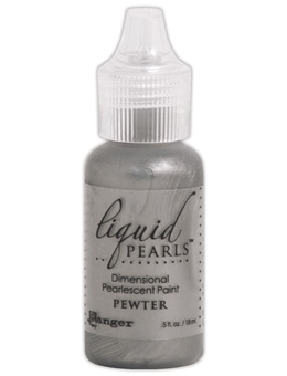 Liquid Pearls - Pewter