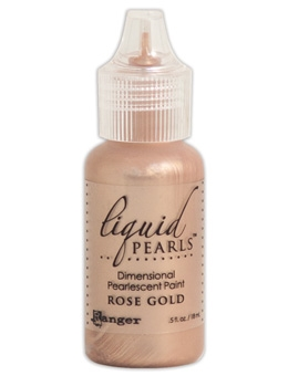 Liquid Pearls - Rose Gold