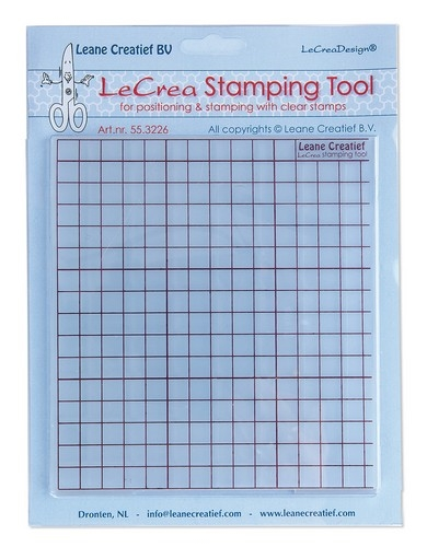 Leane Creatief - Stamping Tool