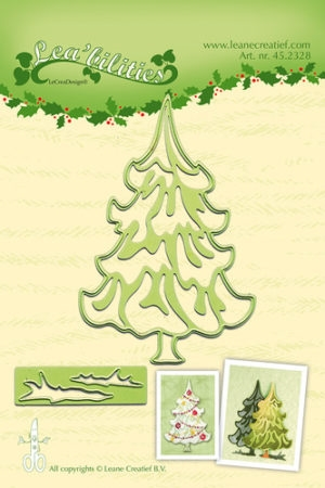 Leane Creatief - Leabilities - Christmas tree