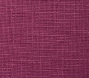"Basic Craft - Linnen - 12x12"" - Bordeaux"