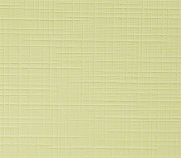 "Basic Craft - Linnen - 12x12"" - Lysegul"