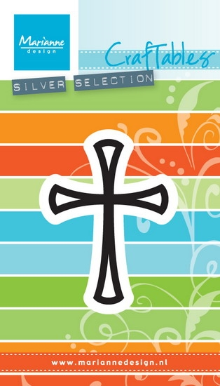 Marianne Design - Die - Graceful Cross