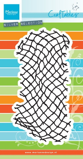Marianne Design - Die - Fishnet