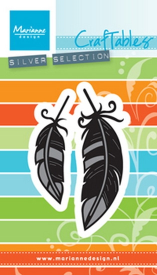 Marianne Design - Die - Feather