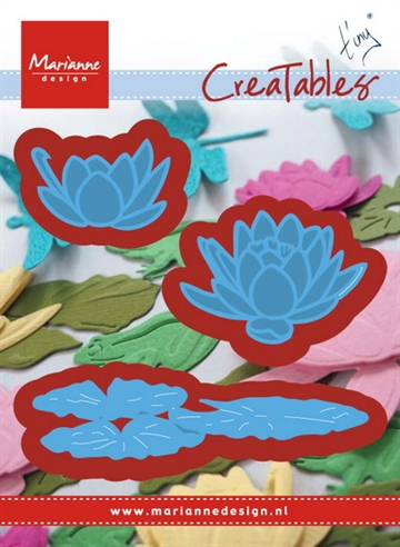 Marianne Design - Die - Waterlily (small)
