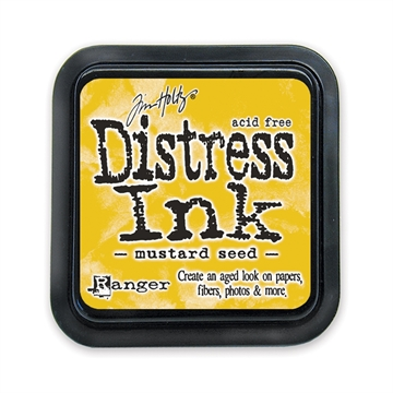 Ranger - Tim Holtz - Distress Ink Pad - Mustard Seed