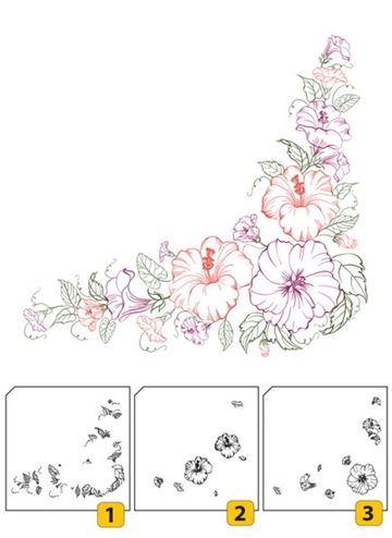 Nellie Snellen Clear Stamp - Layered - LCS004